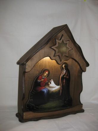 Продам різдвяний вертеп. Белая Церковь. фото 1