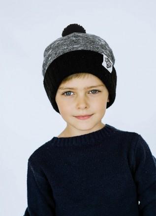 DemboHouse. Зимові шапочки та комплекти для  хлопчиків. Полтава. фото 1