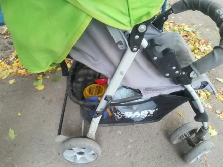 Прогулочная коляска Baby Design Mini. Полтава. фото 1