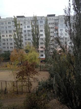 Продам 2х комнатную. Квартира находится на Шумерском, за супермаркетом Украина, . Шуменский, Херсон, Херсонская область. фото 8