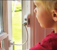 Детский Блокиратор на Окна Penkid Safety Lock С Тросом (Турция). Одесса. фото 1