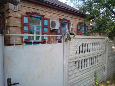 Продается дом пгт.Александрийский (Димитрово) Ухоженный жилой дом (49м²). Александрия. фото 1