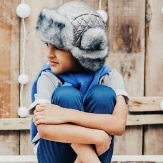 Зима-2019 від DemboHouse. Шапочки та комплекти для  хлопчиків р.54,56. Полтава. фото 1