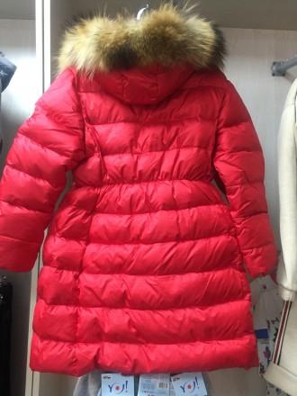 детское оригинальное( не подделка) пуховое пальто  Moncler. Ирпень. фото 1