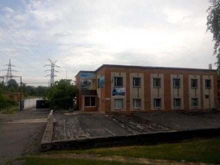 Админздание на Белопольской с гаражами и закрытой территорией. Сумы. фото 1