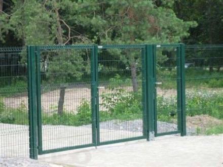 Ворота из сетки Классик H-1,48м, L-5м. Киев. фото 1