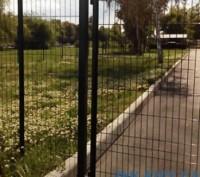 Ворота из сетки Классик H-1,68м, L-4м. Киев. фото 1