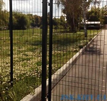 Ворота из сетки Классик H-1,68м, L-3м. Киев. фото 1