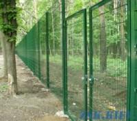 Ворота из сетки Классик H-1.48м, L-4м. Киев. фото 1