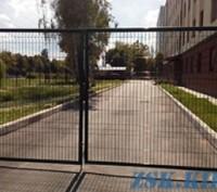 Ворота из сетки Классик H-1,48м, L-3м. Киев. фото 1