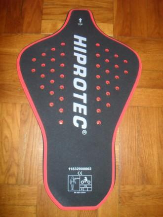 Защита спины HIPROTEC  4-х слойная ( 54 / 34 см ). Киев. фото 1