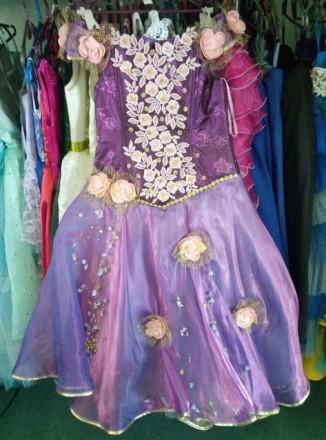 нарядное платье детское. Киев. фото 1