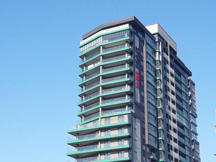 Трехкомнатная квартира в новострое на Миронова, 7 этаж, всего 21 этаж.  Автоно. Центр, Дніпро, Днепропетровская область. фото 7