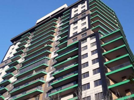 Трехкомнатная квартира в новострое на Миронова, 7 этаж, всего 21 этаж.  Автоно. Центр, Дніпро, Днепропетровская область. фото 4