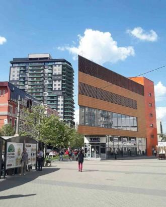 Трехкомнатная квартира в новострое на Миронова, 7 этаж, всего 21 этаж.  Автоно. Центр, Дніпро, Днепропетровская область. фото 6