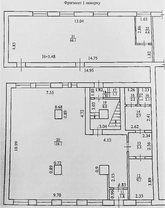 Без комиссий! Продам удобное помещение 220 кв.м в спальном районе. Расположено н. ХТЗ, Харьков, Харьковская область. фото 10