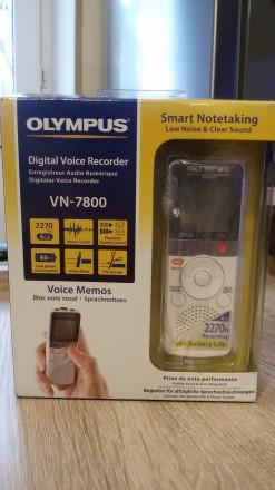 Olympus VN-7800 4 GB White. Киев. фото 1