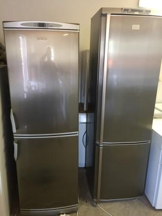 Iталiйский холодильник . двох моторний . даю гарантiю 6мic. З доставкою по облас. Вижница, Черновицкая область. фото 4
