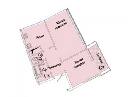Квартира находится в жилом комплексе Тридцать Вторая Жемчужина, что расположен в. Приморский, Одесса, Одесская область. фото 6