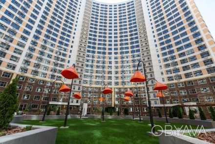 Квартира находится в жилом комплексе Тридцать Вторая Жемчужина, что расположен в. Приморский, Одесса, Одесская область. фото 1