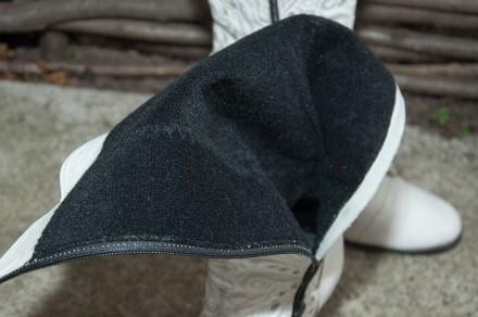 Предлагаю вашему вниманию красивые качественные сапоги Madiro из натур. плотной . Черновцы, Черновицкая область. фото 7