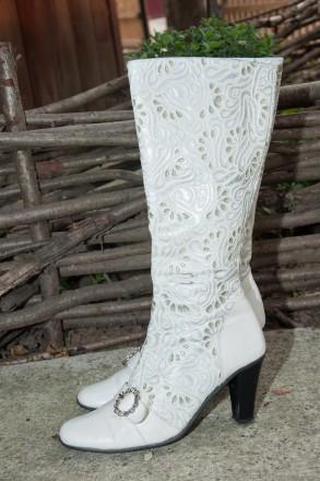 4e9926c7e Белые сапоги – купить женскую и мужскую обувь на доске объявлений ...