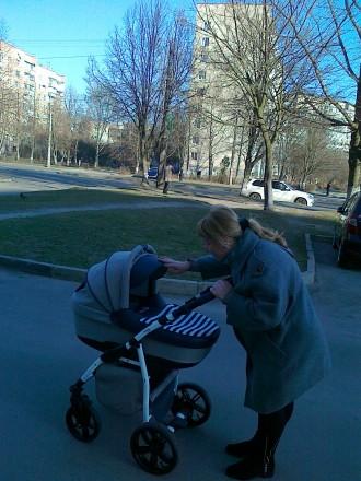 коляска. Киев. фото 1