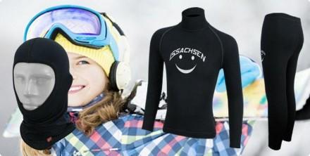 Детское термобелье Issachssen дитячий термоодяг термобілизна балаклава. Калуш. фото 1