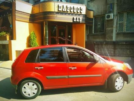Ford Fiesta 2006. Кременчуг. фото 1