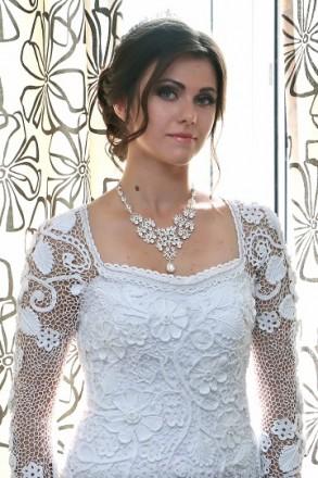 Продам свадебное платье.. Краматорск. фото 1