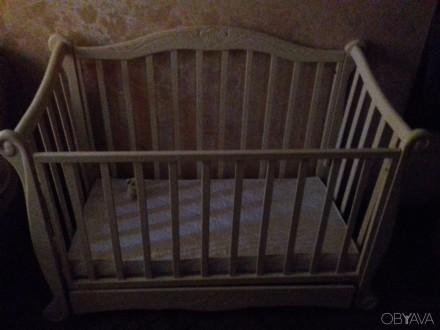 Детская Кроватка Соня12. Киев. фото 1