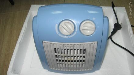 Продам электрический тепловентилятор Ballu BFH/C-20 (1500 Вт) до 20 м². Киев. фото 1