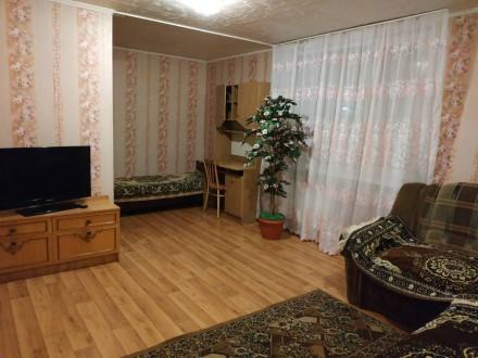 Однокомнатная квартира в центе. Квартира после ремонта. Есть все необходимое для. Центр, Сумы, Сумская область. фото 4