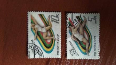 Продам марки СССР. Есть коллекции и единичные. Гашеные и не гашеные. Все фото вы. Мариуполь, Донецкая область. фото 7