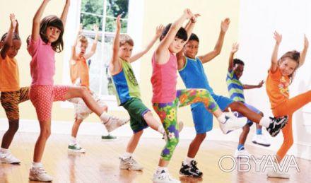 Семейный клуб Shalom Baby приглашает на занятия в студию танцев детей от 4-х до . Днепр, Днепропетровская область. фото 1