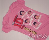 артикул :001  футболка для девочки,Турция.  размер : 7,8,9,10,11,12 лет.  (1. Одесса, Одесская область. фото 9