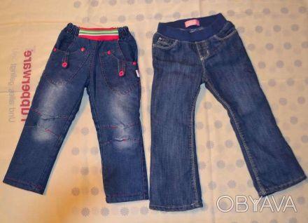 Утепленные джинсы на флисовой подкладке в идеальном состоянии. Джинсы Old Navy р. Одеса, Одеська область. фото 1