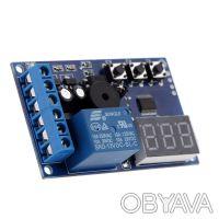 Реле YYF-1 контроля заряда разряда аккумулятора, напряжение контроля 0-30V. Киев. фото 1
