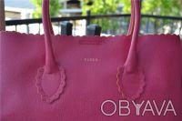Одесса сумка розовая фурла
