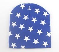 Трикотажная шапочка, двойная. 100 % хлопок. Высота 20,5 см Ширина 19 см Подо. Белая Церковь, Киевская область. фото 5
