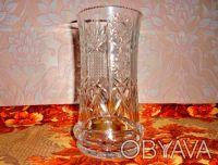 Хрустальная ваза новая.. Мелітополь. фото 1