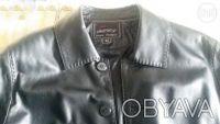 Куртка-натуральная кожа. Одесса. фото 1