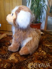 Большая мягкая собака, высота 70 см, состояние отличное, цена 150,0грн.. Одесса, Одесская область. фото 4