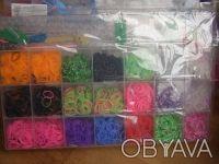 """Одежда и игрушки на сайте """"Канапушка""""  резинки для плетения браслетов, бисер, . Чернигов, Черниговская область. фото 2"""
