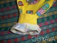 пижама практически новая, утепленная, без дефектов, пятен и повреждений; длина к. Днепр, Днепропетровская область. фото 3