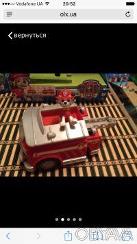 Набор игрушек для маленьких любителей мультсериала Щенячий патруль: Крепыш на ма. Сумы, Сумская область. фото 3