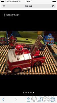 Набор игрушек для маленьких любителей мультсериала Щенячий патруль: Крепыш на ма. Сумы, Сумская область. фото 6