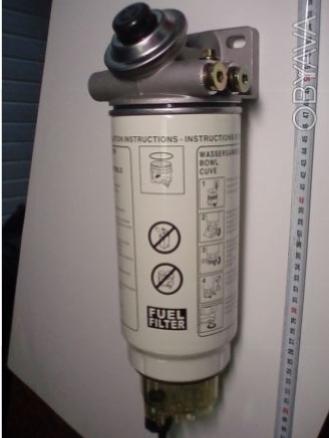 Сепаратор топлива дизельный с подкачивающим насосом.  Используется для очистки . Днепр, Днепропетровская область. фото 1