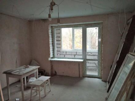 Продается 3-комн. квартира в Центре, по ул. Итальянская.  3 этаж 9-ти этажного . Центр, Бердянск, Запорожская область. фото 3