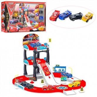 Детский автотрек, игрушачные машынки для детей, персонажы